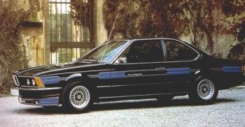 Alpina Archive Early E24