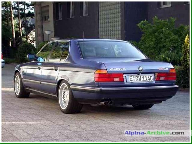 Alpina Archive B11 4 0