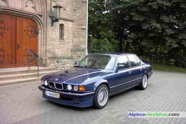 Alpina Archive B12 5 0