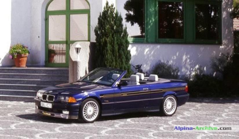 AlpinaArchive B - Bmw b8 alpina
