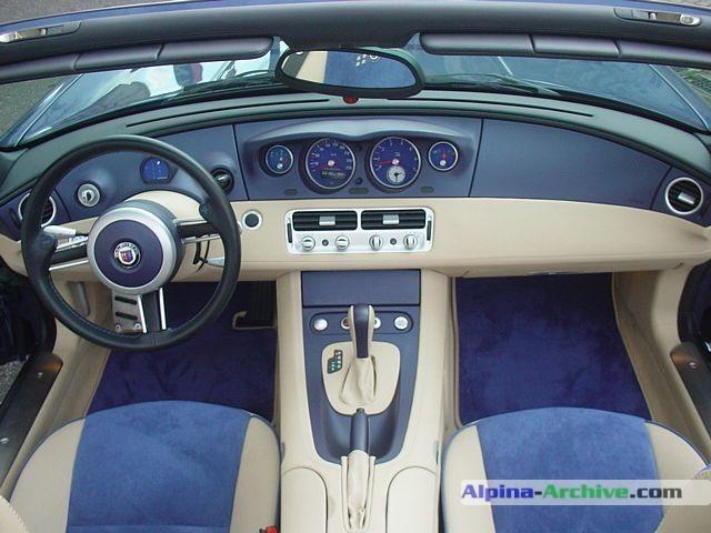 Alpina Archive Roadster V8