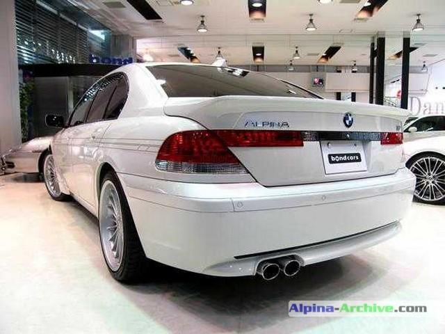 AlpinaArchive  B7
